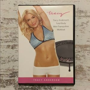 Tracy Anderson Total Body Mini Trampoline Workout